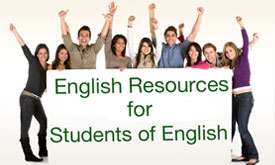 english materials for students