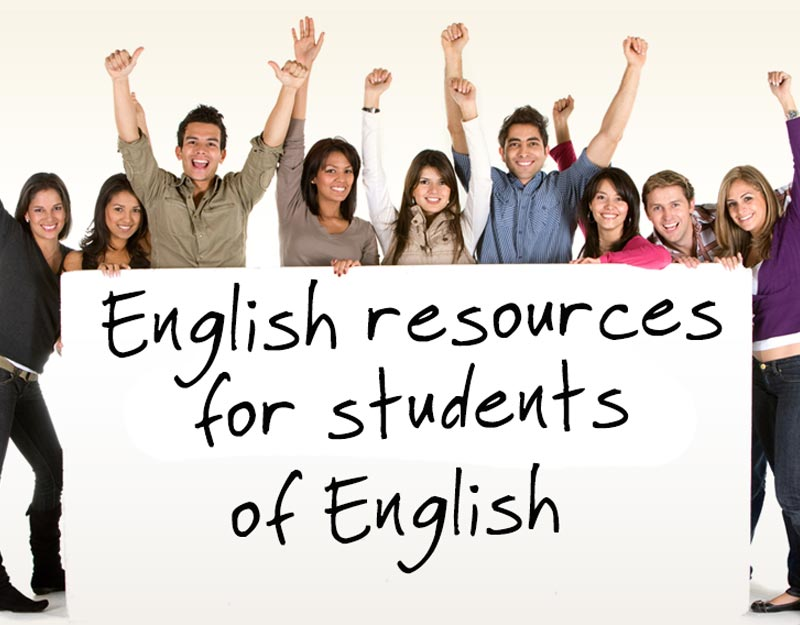 English Resources for Students
